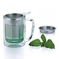 Kela VERONA Szklanka z Zaparzaczem do Herbaty - Ziół