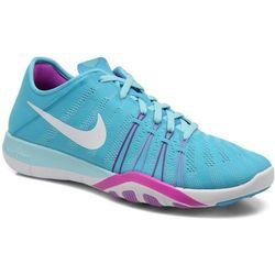 Buty sportowe Nike Wmns Nike Free Tr 6 Damskie Niebieskie 100 dni na zwrot lub wymianę