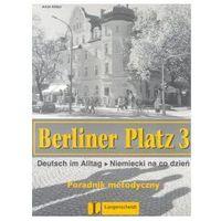 Berliner Platz 3 poradnik metodyczny