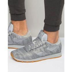 Reebok Classic Jacquard Trainers - Grey