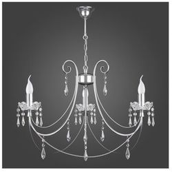 Lampa wisząca CRISTAL KN/3/CR 3xE14/60W