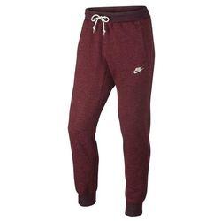 Spodnie Nike Sportswear Legacy Jogger czerwone 805150-677