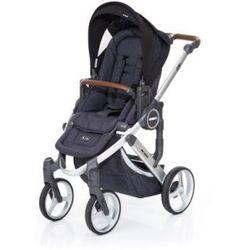 ABC DESIGN Wózek dziecięcy Mamba plus street-black, stelażsilver / siedzisko street