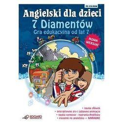 Gra PC EDGARD Angielski dla dzieci: siedem diamentów