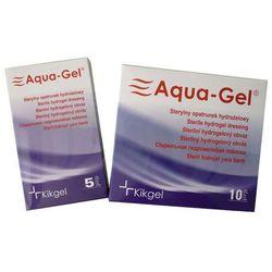 AQUA-GEL Opatrunek hydrożelowy okrągły średnica 6,5cm x 1 sztuka