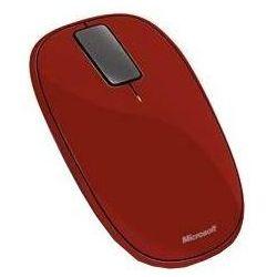 Mysz MICROSOFT Explorer Touch Mouse Rust Czerwony