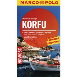 Korfu. Przewodnik Marco Polo z atlasem drogowym (opr. broszurowa)