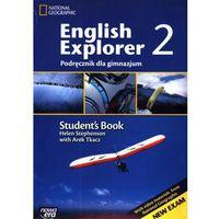 ENGLISH EXPLORER 2 PODR Z Z.GRAM-LEKS i CD (opr. broszurowa)