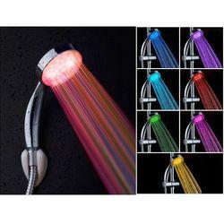 Sluchawka prysznicowa z kolorowym oswietleniem led - RAINBOW