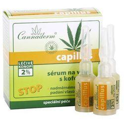 Cannaderm Capillus serum do włosów z kofeiną + do każdego zamówienia upominek.