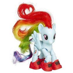 My Little Pony Kucyk do pozowania Rainbow Dash