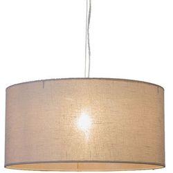 Lampa wisząca Cappo 1 z kloszem jasnobrązowym
