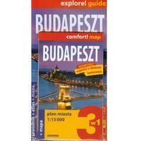 Budapeszt. Przewodnik + Atlas + Mapa (opr. miękka)