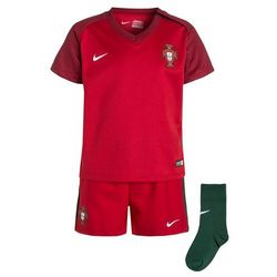 Nike Performance 2016 PORTUGAL HOME SET Koszulka reprezentacji gym red/gorge green/white