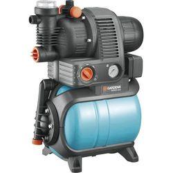 Comfort zestaw hydroforowy 5000/5 eco GARDENA 1755-20, 4500 l/h, Wysokość tłoczenia (maks.) 50 m