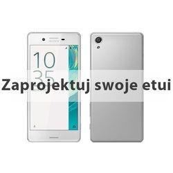 - Sony Xperia X - etui z nadrukiem