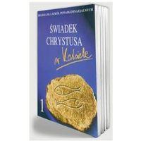 Świadek Chrystusa w Kościele - Podręcznik do religii dla klasy I ponadgimnazjalnej