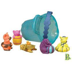 B. Toys Squirts - Wiaderko ze zwierzątkami do kąpieli