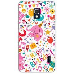 Fantastic Case - LG Swift F6 - etui na telefon - urodziny