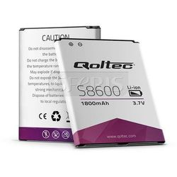 QOLTEC BATERIA DO SAMSUNG WAVE 3 S8600 | 1800MAH - 7860.S8600