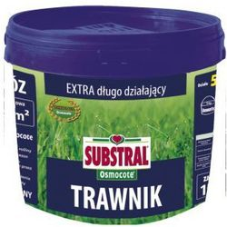 SUBSTRAL Osmocote do TRAWNIKA 5kg