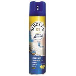 SIDOLUX M 350ml Cytrynowy Spray przeciw kurzowi