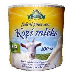 Kozie mleko w proszku 100% BIO 250g