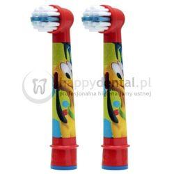 BRAUN Oral-B Stages Power 2szt. EB10-2 - końcówki do szczoteczki dla dzieci - wersja MYSZKA MIKI - PROMOCJA !!