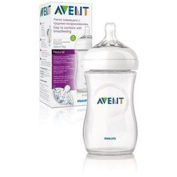 Philips AVENT Klasyczna butelka NATURAL 260 ml 1 sztuka