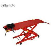Podnośnik motocyklowy platformowy, hydrauliczny, 370kg