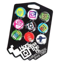 plakietki Horsefeathers Buttons - Assorted