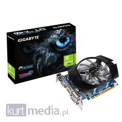 GIGABYTE VGA nVIDIA GT740 1GB DDR5 (Overclock) + NVIDIA herní bonus ZDARMA (Heroes/Warface/Path of Exile)