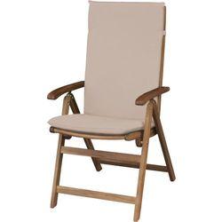 Fieldmann FDZN 9006 Pokrowiec na krzesło, kremowy