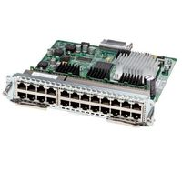 SM-ES3G-24-P Cisco Enhanced EtherSwitch L2/L3 Service Module, 24 GE, PoE