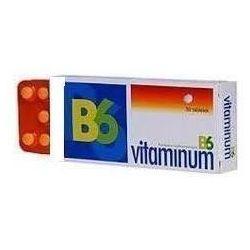 VITAMINUM B6 50mg x 50 tabletek