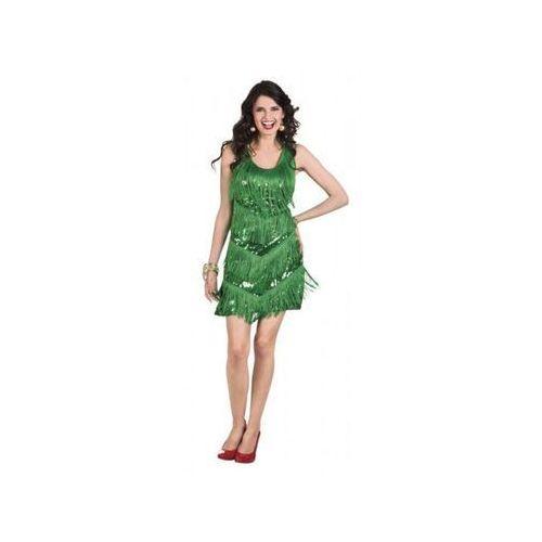 Sukienka Choinka - M - przebrania dla dorosłych