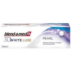 BLEND-A-MED 75ml 3D White With Pearl ROYAL SPA Pasta do zębów