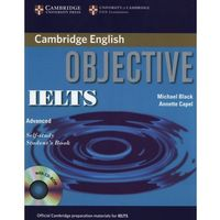 Objective IELTS advanced Self-Study Student`s Book+CD (opr. miękka)
