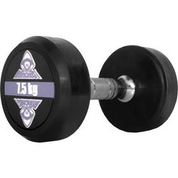 Hantla gumowana stała IronGhost 7,5 kg - 7,5 kg