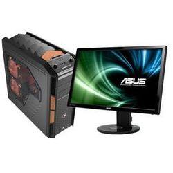 Komputer Vobis Pro Gamer Intel i7-4790k 8 GB 2TB+120 GB SSD R9 390 8 GB + Monitor Asus VG248QE (ProGamer522632)/ DARMOWY TRANSPORT DLA ZAMÓWIEŃ OD 99 zł