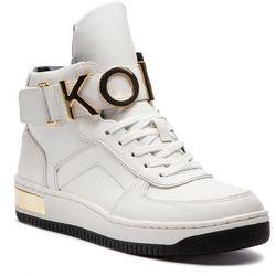 5507759e2694e Sneakersy MICHAEL MICHAEL KORS - Cortlandt 43R9HOFE5L Optic White.  eobuwie.pl. 463047 opinii. Asortyment damskie obuwie sportowe ...