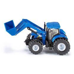 Model SIKU Traktor New Holland T7070 Z Ładowarką