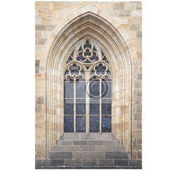 Fototapeta Okno gotyckie