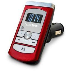 Elmak SAVIO TR08 Transmiter FM DARMOWA DOSTAWA DO 400 SALONÓW !!