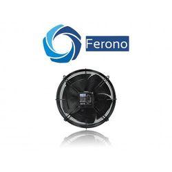 Wentylator osiowy ssący z siatką FERONO o wydajności 6500 m3/h (FSS500)