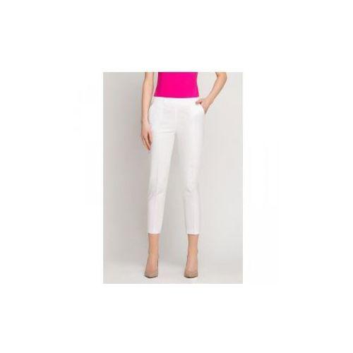 9b975770b31264 Spodnie Kosmetyczne Vena Cygaretki Białe - porównaj zanim kupisz