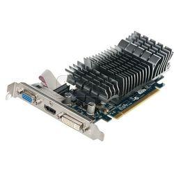 Karta graficzna ASUS GeForce 210 512MB (1024MB TC) DDR3/32bit DVI/HDMI PCI-E (589/1200) (Low Profile) (chłodzenie pasywne) - 210-SL-TC1GD3-L