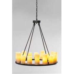 Kare design :: Lampa wisząca Candle Light Round 16-lite - 16 świec