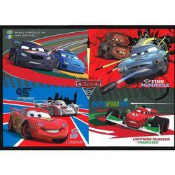 Podkład oklejany Cars