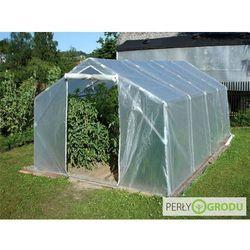 Tunel ogrodowy (foliowy) stalowy 4m x 3m x 1,9m - NOWOŚĆ